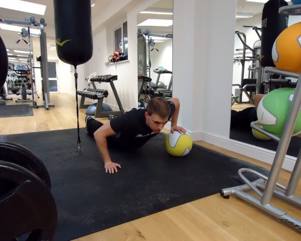Qualified, Experienced and Fully Insured James Kerby Personal Trainer
